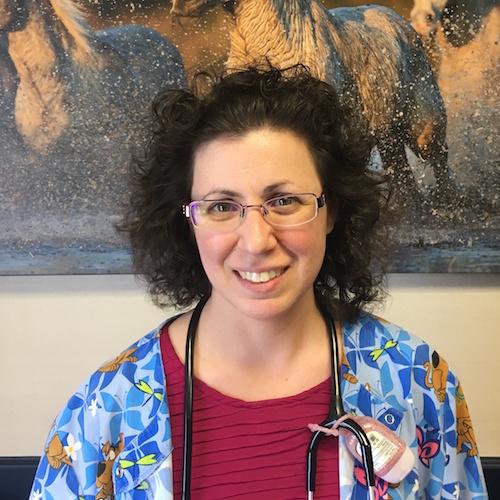 Dr. Melissa N. Sciolino M.D.